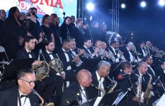 """Celebran concierto """"Sinfonía por la Patria"""" en honor al..."""