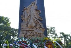 Desfile Cívico Militar, en conmemoración al 175 aniversario de la Batalla 19 de Marzo