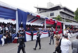 Desfile Cívico Militar, en conmemoración al 175 aniversario de la Batalla 30 de Marzo