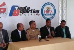 Fiesta Deportiva por La Voz de las Fuerzas Armadas