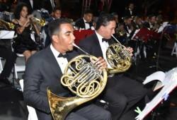 El MIDE realiza concierto con la Banda Sinfónica del Instituto de Arte y Cultura de Santiago