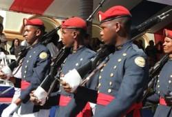 Ministerio de Defensa participa en los actos conmemorativos del 172 Aniversario de la Constitución de la República Dominicana