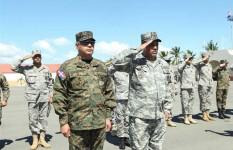 """Ministro de Defensa realiza visita a la Base Naval """"Las..."""