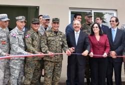 MIDE resalta iniciativas del Gobierno para mejorar la vida de los militares