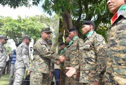 Eucaristía en Día del patrón del Ejército de República Dominicana