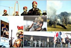 Ministerio de Defensa realiza izada de bandera y ceremonial en homenaje al General de Ejército Juan Pablo Duarte y Díez