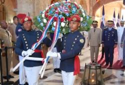 MIDE conmemora con diferentes actos el 155 aniversario de la Restauración de la República