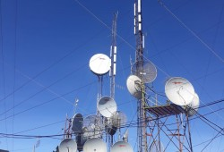 Trabajos de Mantenimiento en Antena y Transmisor