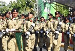 Ministerio de Defensa celebra con varios actos la conmemoración del 173 aniversario de la Batalla 19 de Marzo en Azua